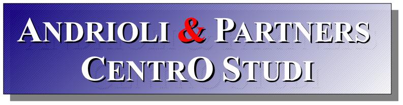 ANDRIOLI & PARTNERS CENTRO STUDI