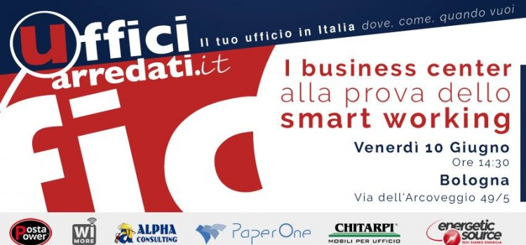 Ufficiarredati.it – Business Center alla prova dello smart working