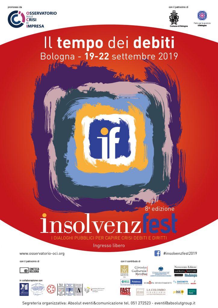 INSOLVENZFEST 2019: IL FESTIVAL SU CRISI, DEBITI E DIRITTI