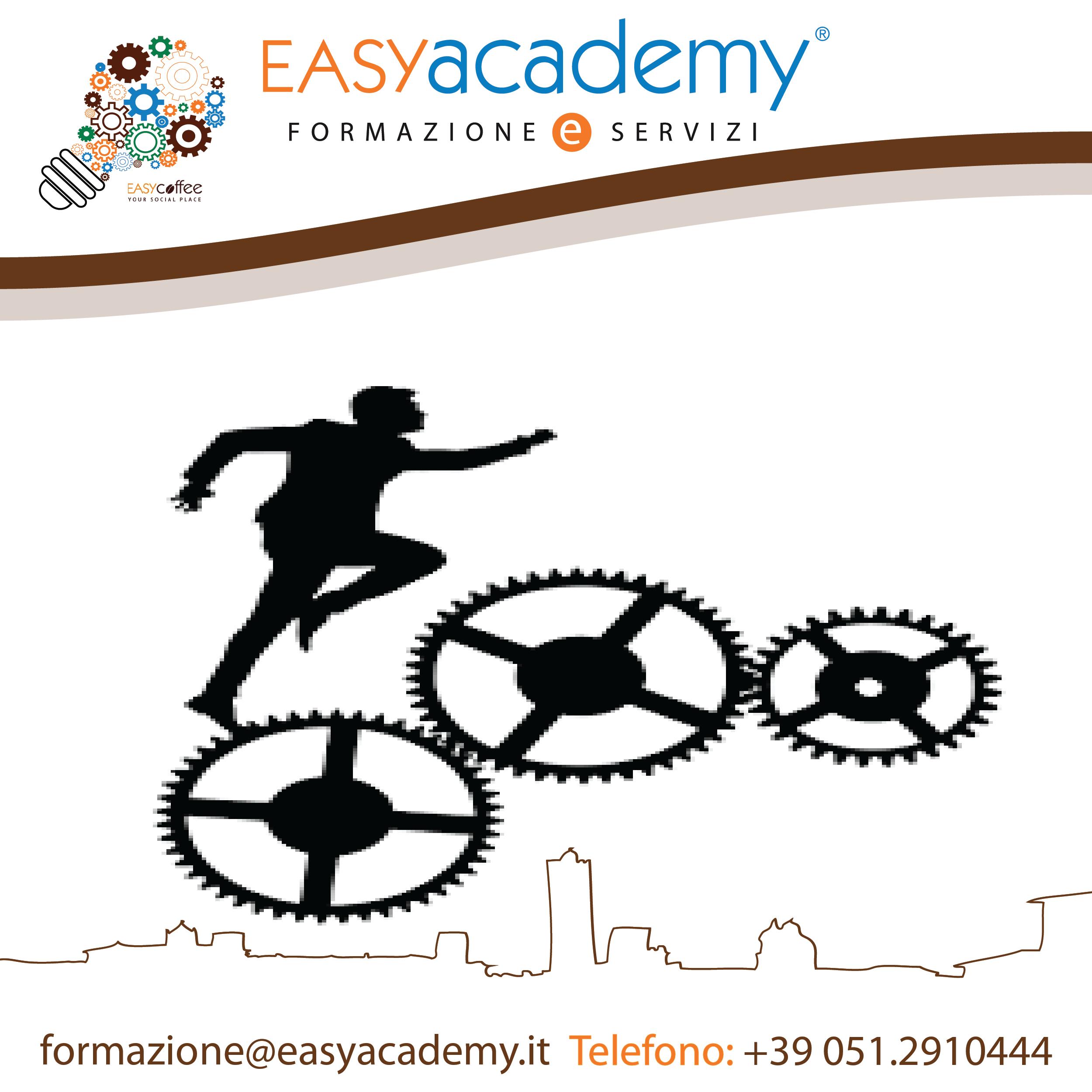 Workshop Easy Coffee – RAGGIUNGERE GLI OBIETTIVI: migliorare la capacità di raggiungere gli obiettivi considerando anche il fattore tempo