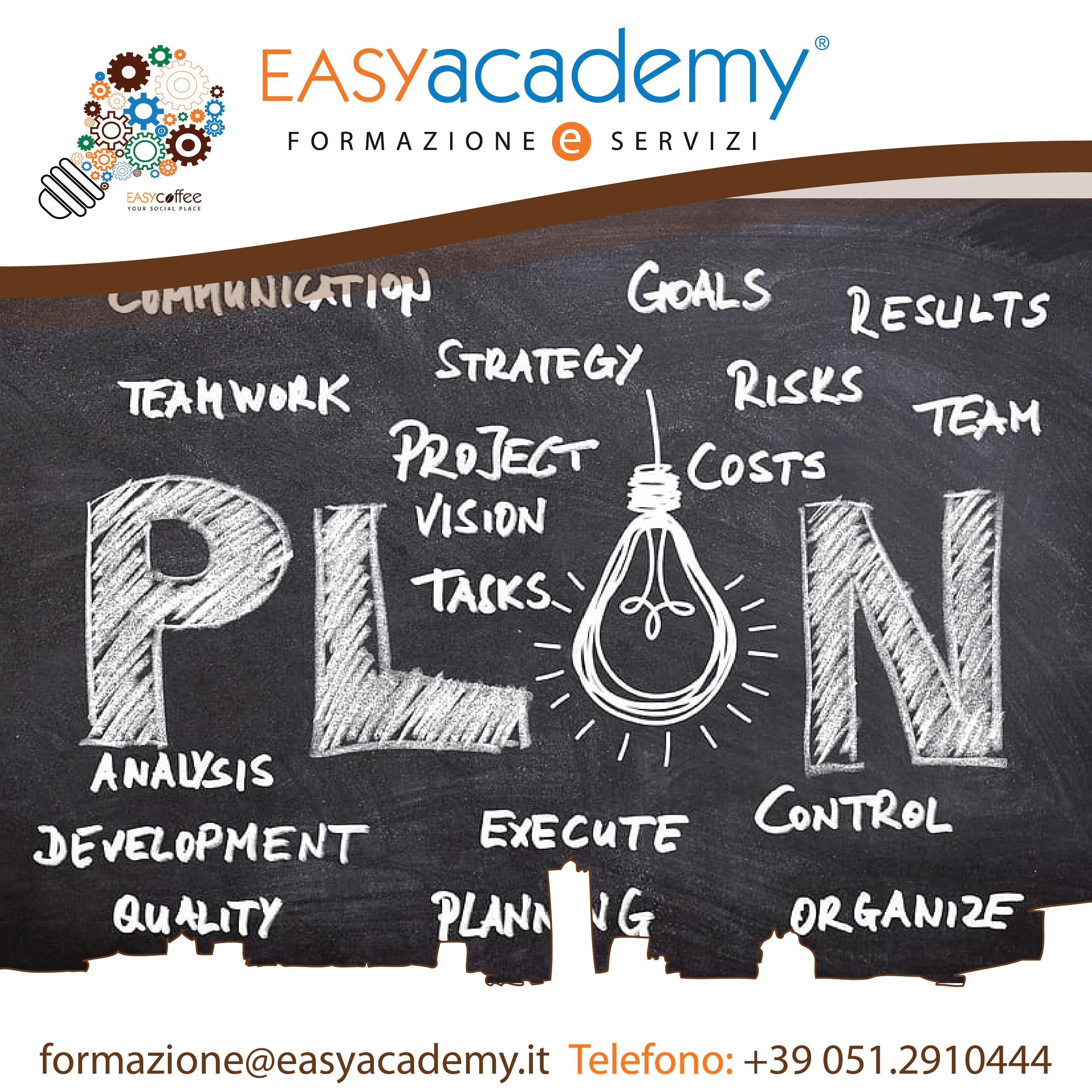 Workshop Easy Coffee – IL BUSINESS PLAN: I concetti fondamentali della pianificazione finanziaria di lungo periodo