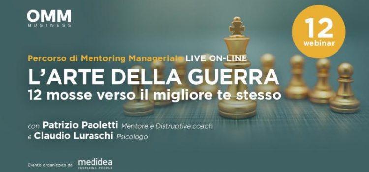L'ARTE DELLA GUERRA LIVE-ONLINE