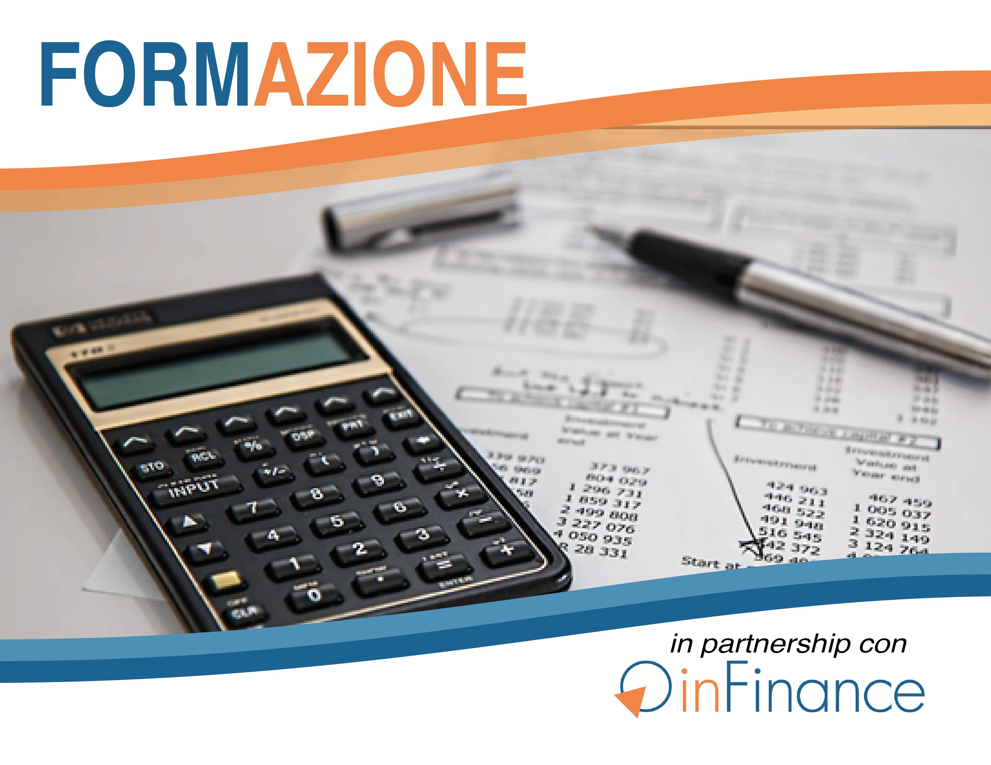 Corso inFinance in Sistema di Budgeting & Reporting
