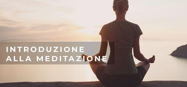 """Patrizio Paoletti: LIVE """"INTRODUZIONE ALLA MEDITAZIONE"""""""