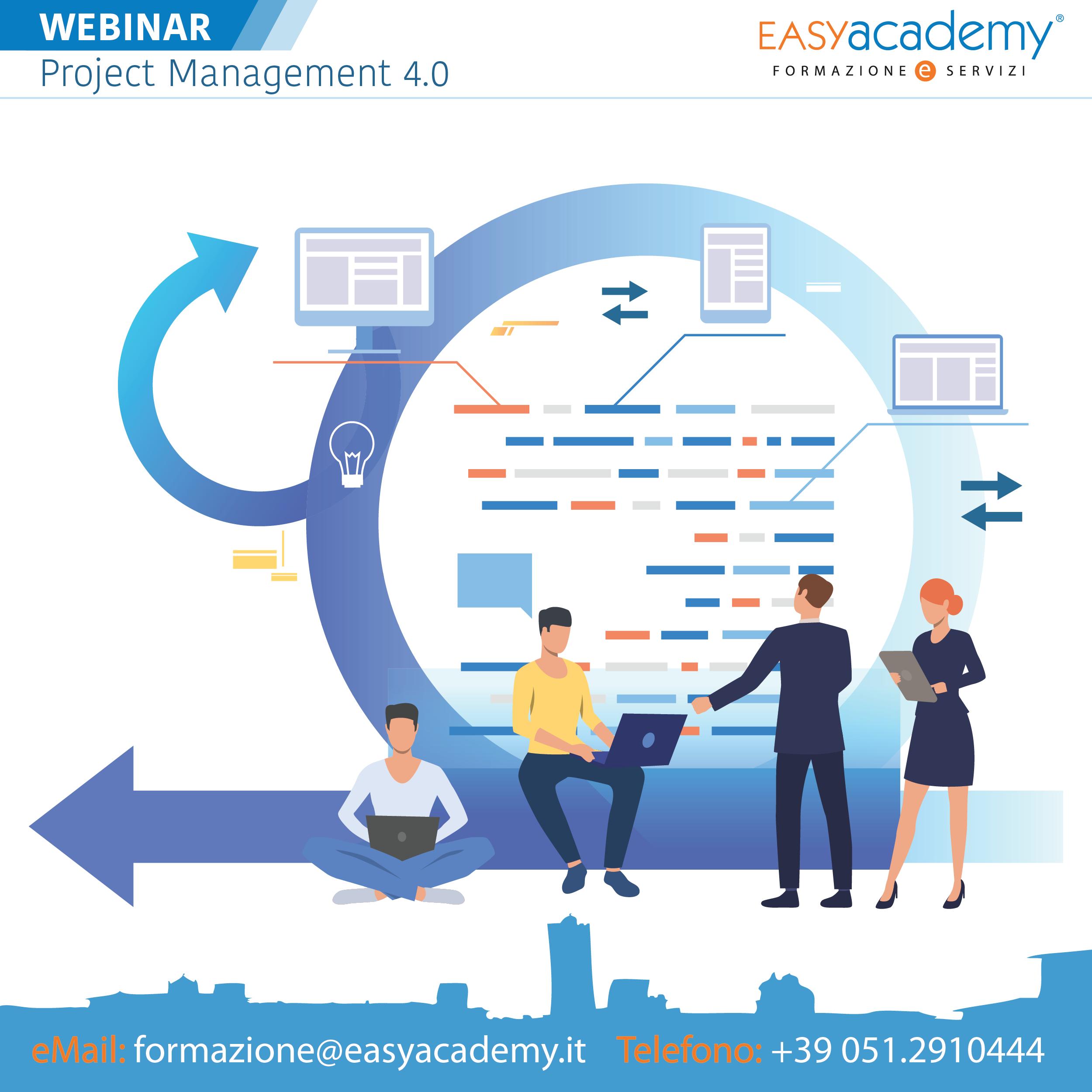 Project Management 4.0  WEBINAR