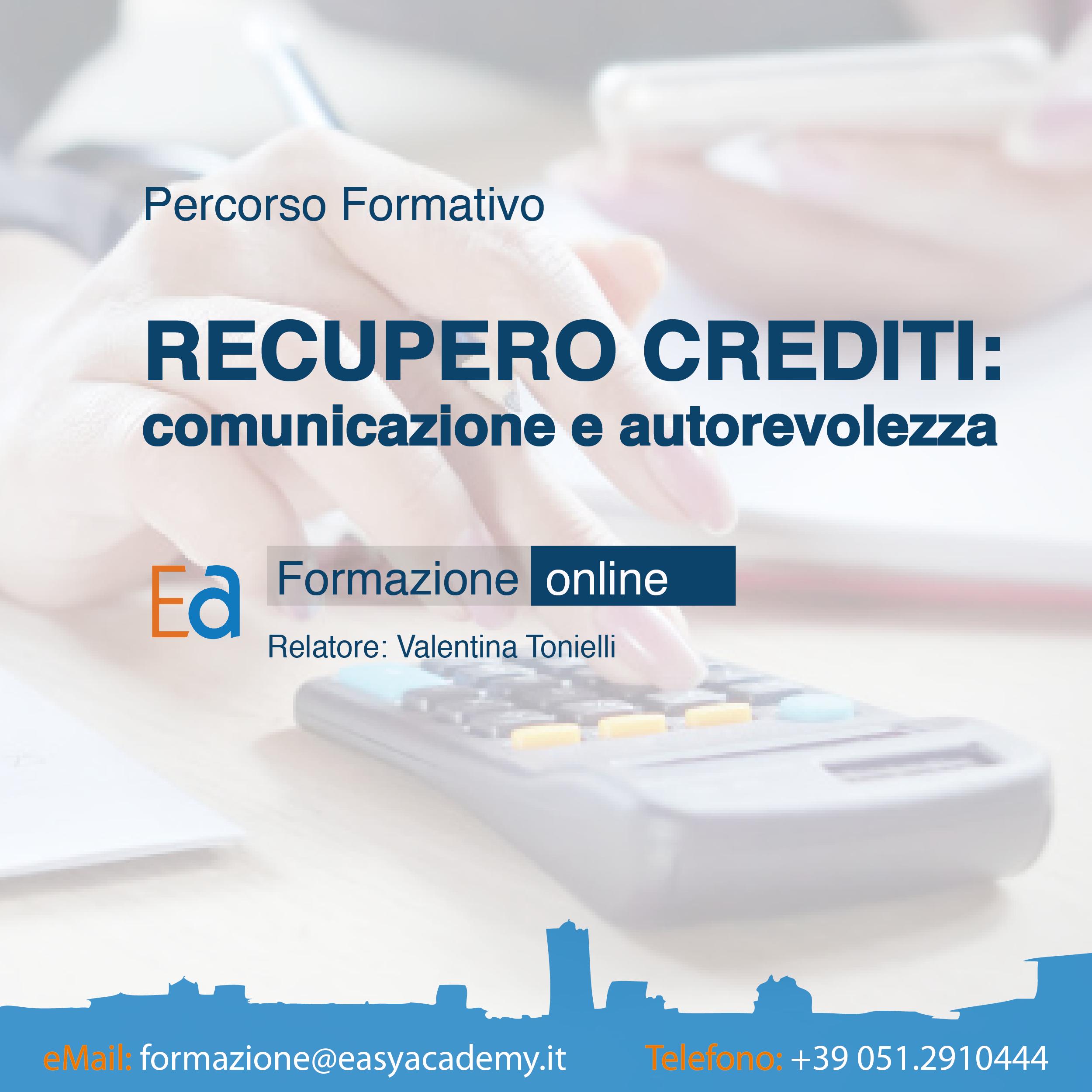 Corso di Recupero Crediti